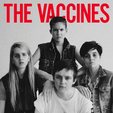 The Vaccines Come of Age CD