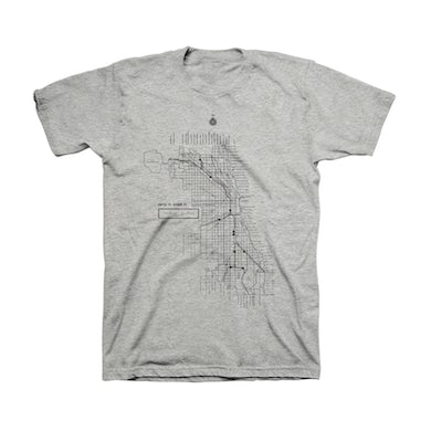 Into It Over It Intersections Unisex Tee