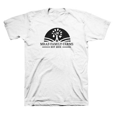 Jason Mraz Mraz Family Farms Men's Tee