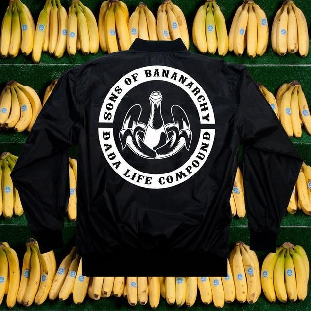Dada Life Sons of Bananarchy Compound Jacket