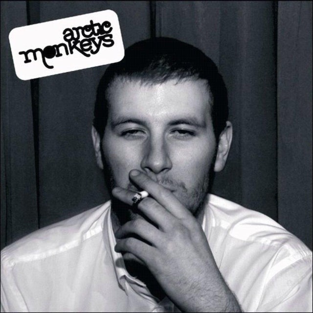 Arctic Monkeys WHATEVER PEOPLE SAY I AM, THAT'S WHAT I'M NOT (Vinyl)