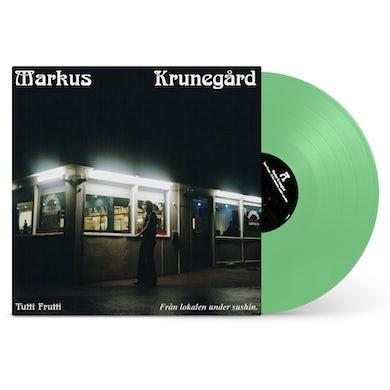 Tutti Frutti LP - Grön vinyl