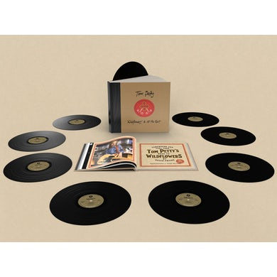 Tom Petty 9 LP - Wildflowers & All The Rest – Super Deluxe Edition (Vinyl)