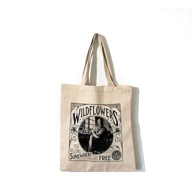 Tom Petty Wildflowers Tote Bag