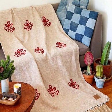 Tom Petty Wildflowers Limited Edition  Rustic Throw