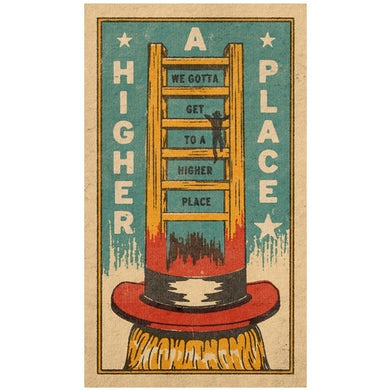 Tom Petty A Higher Place Print