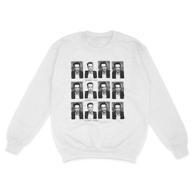 Joe Strummer Assembly White Sweatshirt