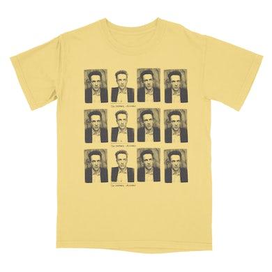 Joe Strummer Assembly Yellow Tee