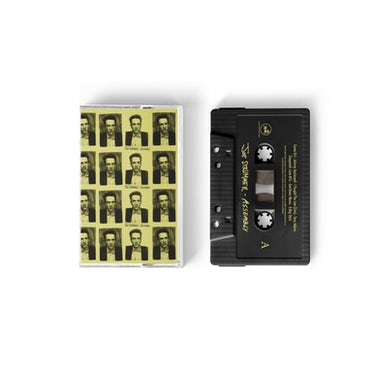 Joe Strummer Assembly Limited Edition Cassette