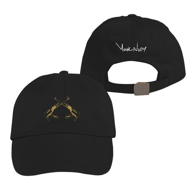 Young Nudy Rich Shooter Black Dad Hat