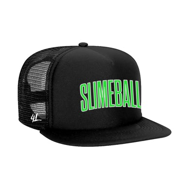 Young Nudy Slimeball Black Trucker Hat