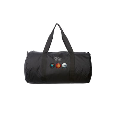 Peach Tree Rascals Patch Duffle Bag