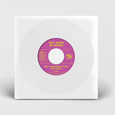 They Might Be Giants The Communists Have the Music 45 rpm Vinyl Single