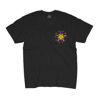 They Might Be Giants Flood Tour 2020 Black T-Shirt (Unisex)