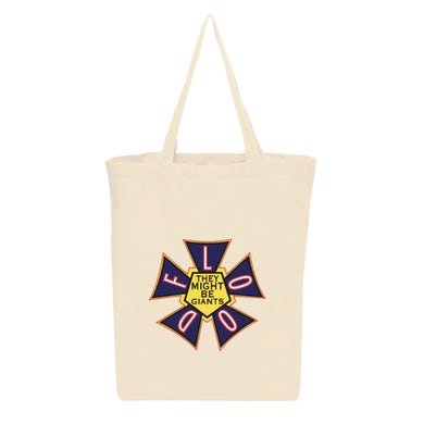 They Might Be Giants Flood Tote Bag