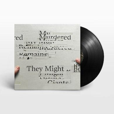 My Murdered Remains LP (Vinyl)