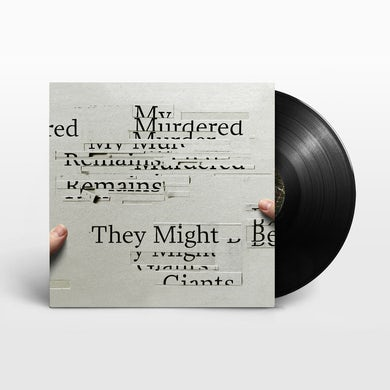 They Might Be Giants My Murdered Remains Vinyl