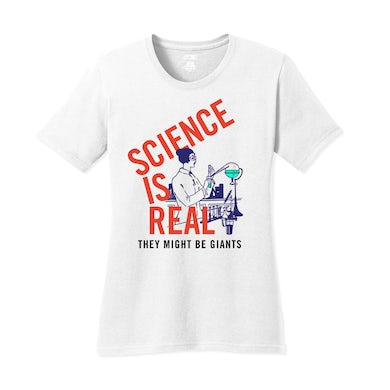 They Might Be Giants Scientist Shirt (Women's)