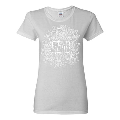 They Might Be Giants White on White (Women's)