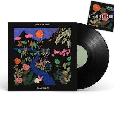 Jose Gonzalez [PRE-ORDER] Local Valley LP Black Vinyl