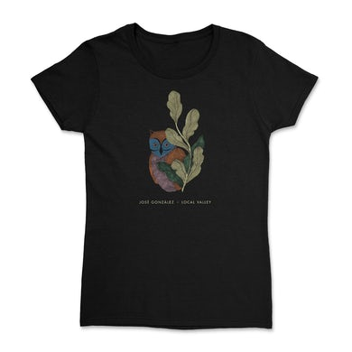 Jose Gonzalez [PRE-ORDER] Owl Women's T-shirt