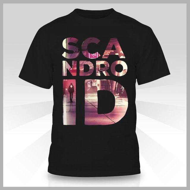 Scandroid - New York City Nights T-Shirt