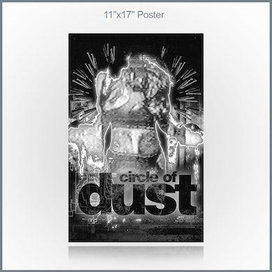 "Circle of Dust - Full Circle 11x17"" Poster"