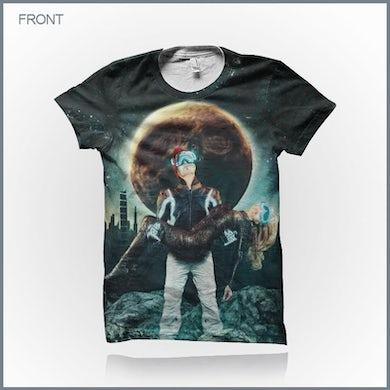 Celldweller - Wish Upon A Blackstar [Standard Edition] Cut & Sew All-Over Print T-Shirt