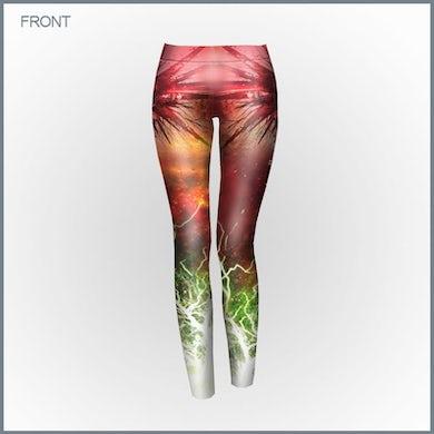 Celldweller - Wish Upon A Blackstar Cut & Sew All-Over Print Leggings