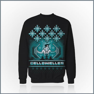 Celldweller - Ugly Holiday Sweater
