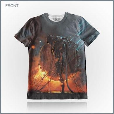 Celldweller - Phobos All-Over Print T-Shirt