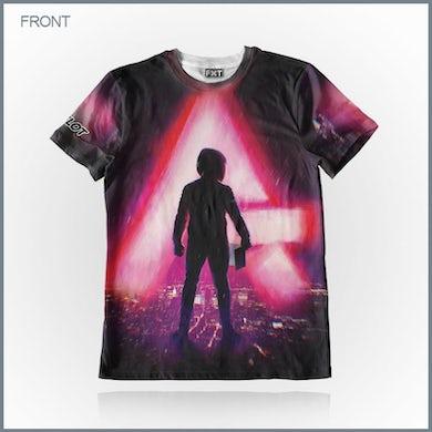 PYLOT - City Glow All-Over Print T-Shirt