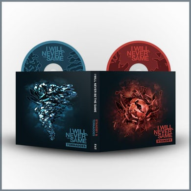 I Will Never Be The Same - Standby & Tornadoes (2-CD Digipack)