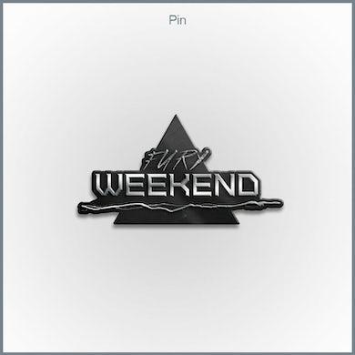 Fury Weekend - Logo Pin