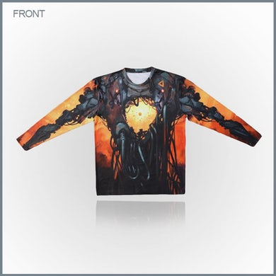 Bionic Solar Hazard Suit All-Over Print Long-Sleeve T-Shirt