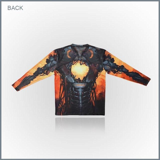 Celldweller - Bionic Solar Hazard Suit All-Over Print Long-Sleeve T-Shirt