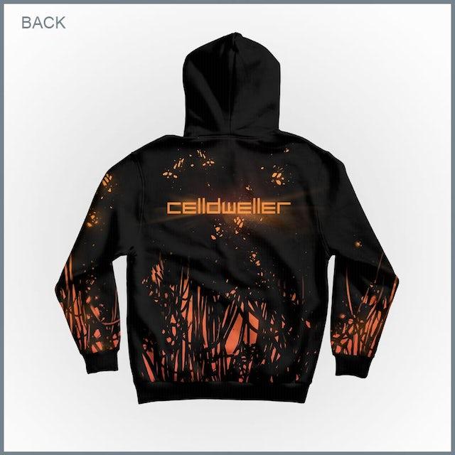 Celldweller - Omega Centauri All-Over Print Zip-Up Hoodie