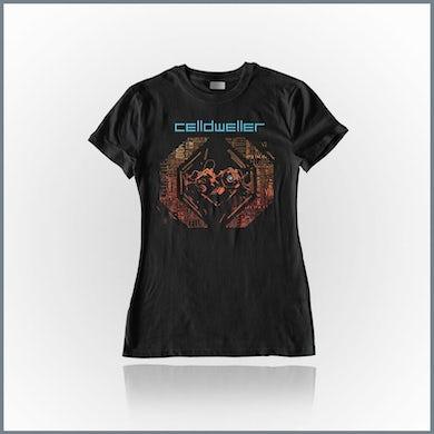 Celldweller - Audioheart Women's T-Shirt