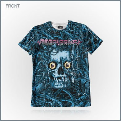 Mega Drive - 198XAD All-Over Print T-Shirt