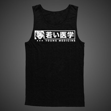 Young Medicine - Anime Tank Top