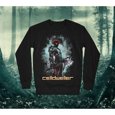 Celldweller - Battle Axe Long Sleeve Shirt