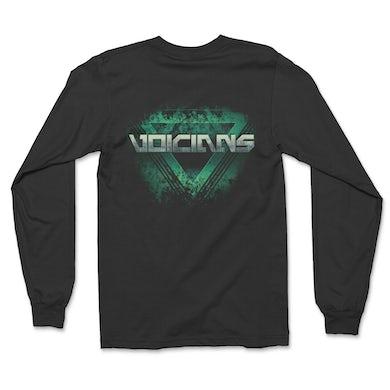 Long Sleeve Logo T-Shirt (Green)