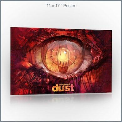 "Circle of Dust - Brainchild 11x17"" Poster"