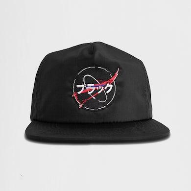 """BLACK SPACE Gen. 3"" Nylon Cap"