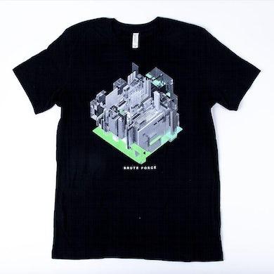The Algorithm - Brute Force T-Shirt