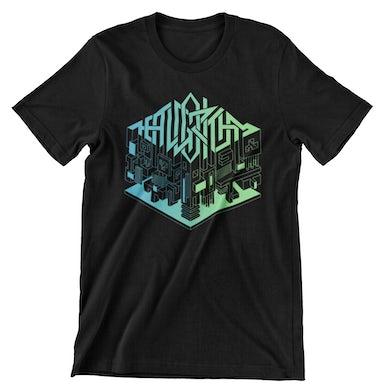 The Algorithm - Geocube T-Shirt