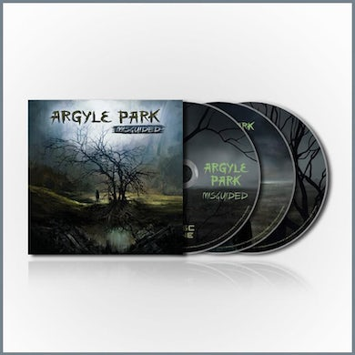 Circle of Dust Argyle Park - Misguided (Remastered)