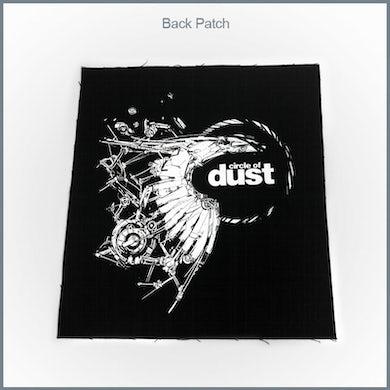 Circle of Dust - Phoenix Back Patch