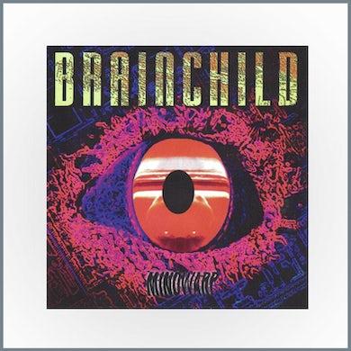 """Circle of Dust - Original Brainchild (Mindwarp) Vinyl Sticker 6x6"""""""