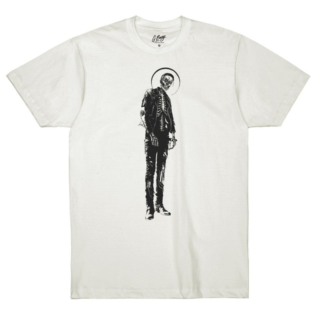 G-Eazy Damned Carcass Washed Tour Tee